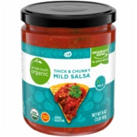 Simple Truth Organic™ Thick & Chunky Mild Salsa