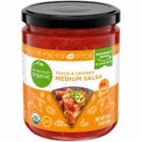 Simple Truth Organic™ Thick & Chunky  Medium Salsa