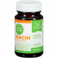 Simple Truth™ Niacin Tablets 100 mg