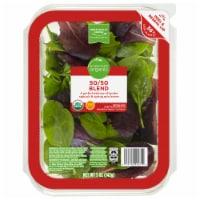 Simple Truth Organic™ 50/50 Blend Salad - 5 oz