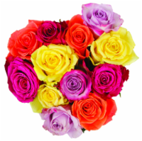 BLOOM HAUS™ Rainbow Assorted Roses