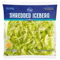 Kroger® Shredded Iceberg Lettuce