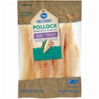 Kroger® Wild Caught Boneless & Skinless Pollock Fillets