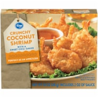 Kroger® Crunchy Coconut Shrimp with Sweet Chili Sauce