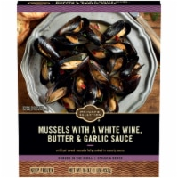 Private Selection® Mussels with a White Wine Butter & Garlic Sauce