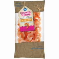 Kroger® Tail-On Medium Peeled & Deveined Cooked Shrimp