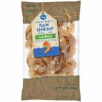 Kroger® Shell-On Easy Peel Large Raw Shrimp