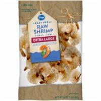 Kroger® Shell-On Easy Peel Extra Large Raw Shrimp