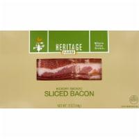 Heritage Farm™ Hickory Smoked Sliced Bacon - 12 oz