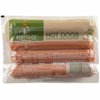 Heritage Farm Hot Dogs