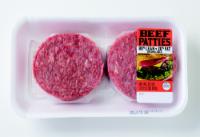Ground Chuck Patties 80% Lean Super Value Pack (6 Patties per Pack)