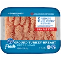 Kroger® 99% Fat Free Ground Turkey Breast