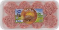 Kroger® Maple Pork Sausage Patties