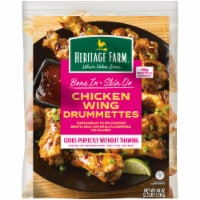 Heritage Farm™ Bone In Skin On Chicken Wing Drummettes