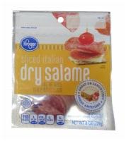 Kroger® Sliced Italian Dry Salame