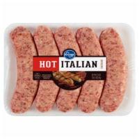 Kroger® Hot Italian Sausage