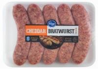 Kroger® Cheddar Bratwurst