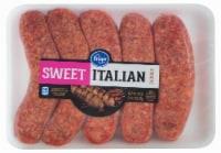 Kroger® Sweet Italian Sausage