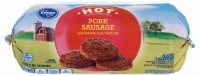 Kroger®  Hot Pork Sausage Roll