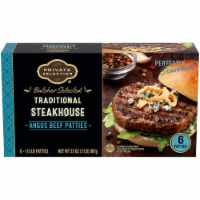 Private Selection® Traditional Steakhouse Angus Beef Patties