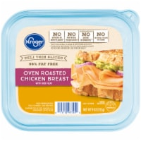 Kroger® Deli Thin Sliced Oven Roasted Chicken Breast