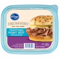 Kroger® Deli Thin Sliced Traditional Roast Beef