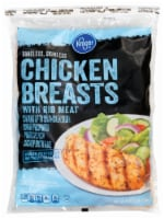 Kroger® Boneless Skinless Chicken Breasts with Rib Meat