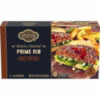 Private Selection® Butcher Selected Prime Rib Beef Patties