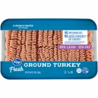Kroger® 85% Lean Fresh Ground Turkey