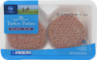 Kroger® Fresh Ground Turkey Patties