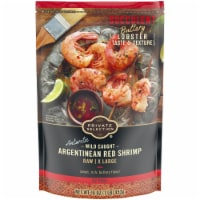 Private Selection™ Wild Caught Argentinean Red Raw X Large Ez Peel Shrimp
