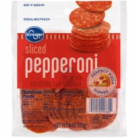 Kroger® Sliced Pepperoni