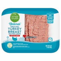 Simple Truth™ 99% Lean Natural Ground Turkey Breast