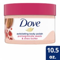 Dove Pomegranate Seeds & Shea Butter Exfoliating Body Polish