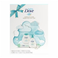 Baby Dove Hair Care/Skin Gift Set 4 Count