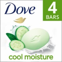 Dove Go Fresh Cool Moisture Cucumber and Green Tea Beauty Bar