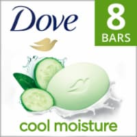 Dove Go Fresh Cool Moisture Cucumber & Green Tea Beauty Bars