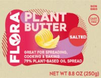 Flora Salted Brick Plant Butter