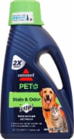 Bissell® 2X Pet Stain & Odor Upright Carpet Cleaning Formula