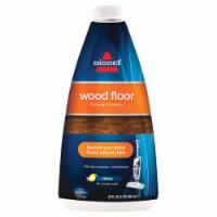 Bissell  Lemon Scent Hardwood Floor Cleaner  Liquid  32 oz. - Case Of: 4; - 1