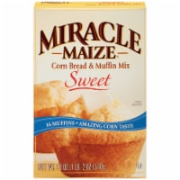 Miracle Maize Sweet Corn Bread & Muffin Mix