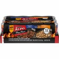 ALPO Chop House T-Bone Steak & Rotisserie Chicken Flavor Adult Wet Dog Food