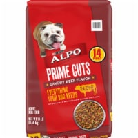 ALPO Prime Cuts Savory Beef Flavor Adult Dry Dog Food