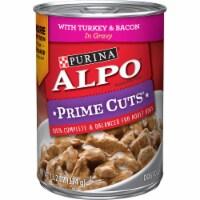ALPO Prime Cuts Turkey & Bacon Wet Dog Food