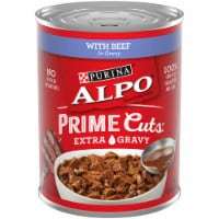 Purina Alpo Chop House Prime Rib Flavor Wet Dog Food