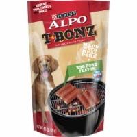 ALPO T-Bonz BBQ Pork Flavor Dog Treats