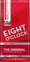 Eight O'Clock Original Medium Roast Whole Bean Coffee