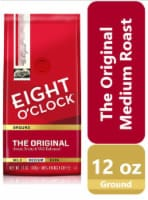 Eight O'Clock Original Medium Roast Ground Coffee