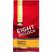 Eight O'clock French Vanilla Whole Bean Coffee