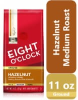 Eight O'Clock Hazelnut Medium Roast Ground Coffee